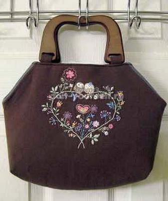 5fd9111c72bd Как можно красиво украсить старую кожаную и джинсовую сумку своими ...