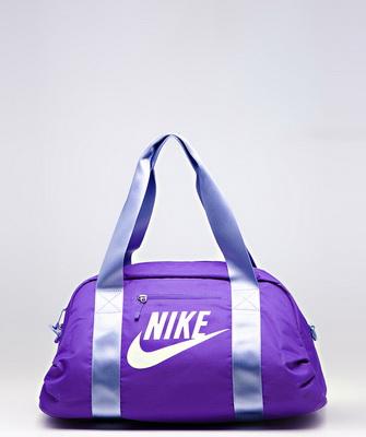 c140f0d6b1e3 Спортивные сумки 2019: фото модных женских сумок различных брендов с ...