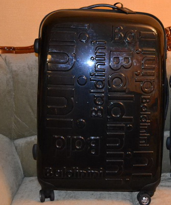 Baldinini дорожные сумки чемоданы wittchen travel