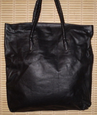 Как сшить черную сумку 4
