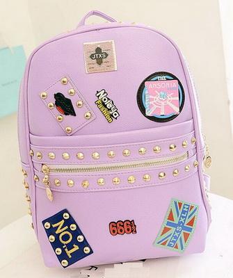 Красивые рюкзаки для школы рюкзак kwb 909110