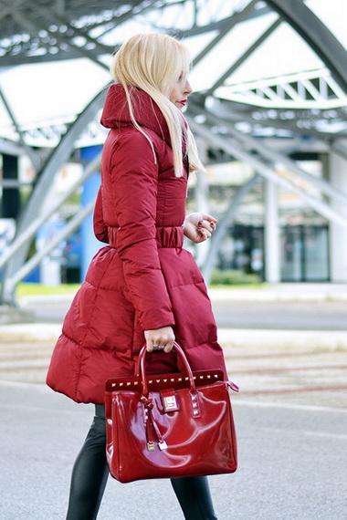 129dc8172157 Модные лакированные сумки и фото моделей женских сумок, модных в ...