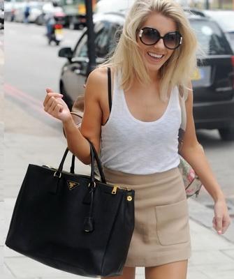 446cf77ce578 Женские сумки фирмы «Прада» и фото ультрамодных аксессуаров из ...