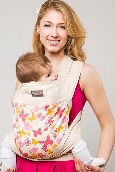 Рюкзак кенгуру для младенцев как связать рюкзак из трикотажной пряжи